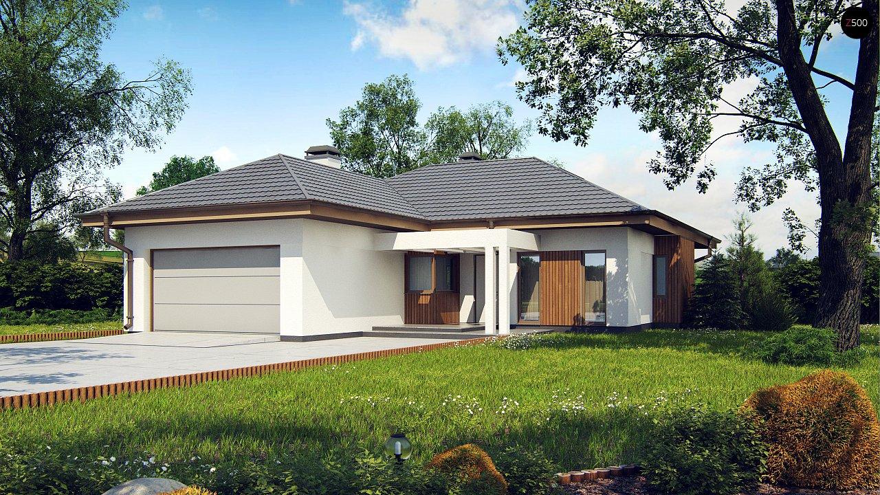 Проект дома Z289