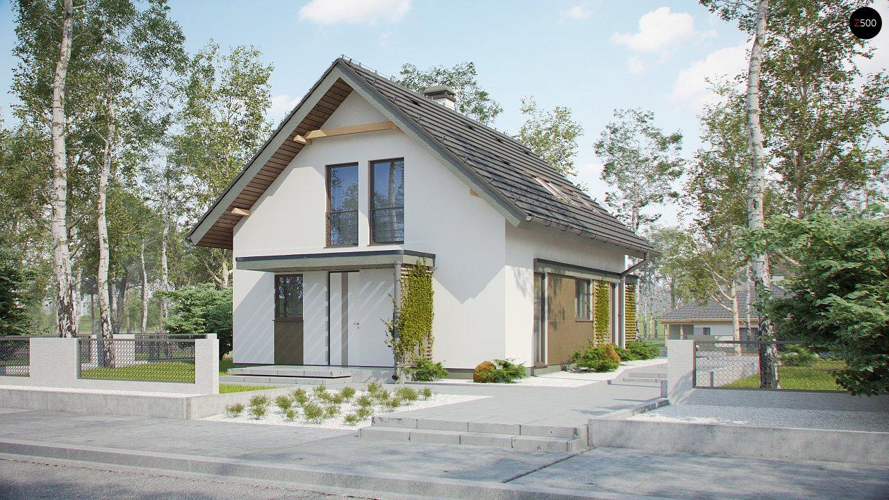 Проект дома Z302