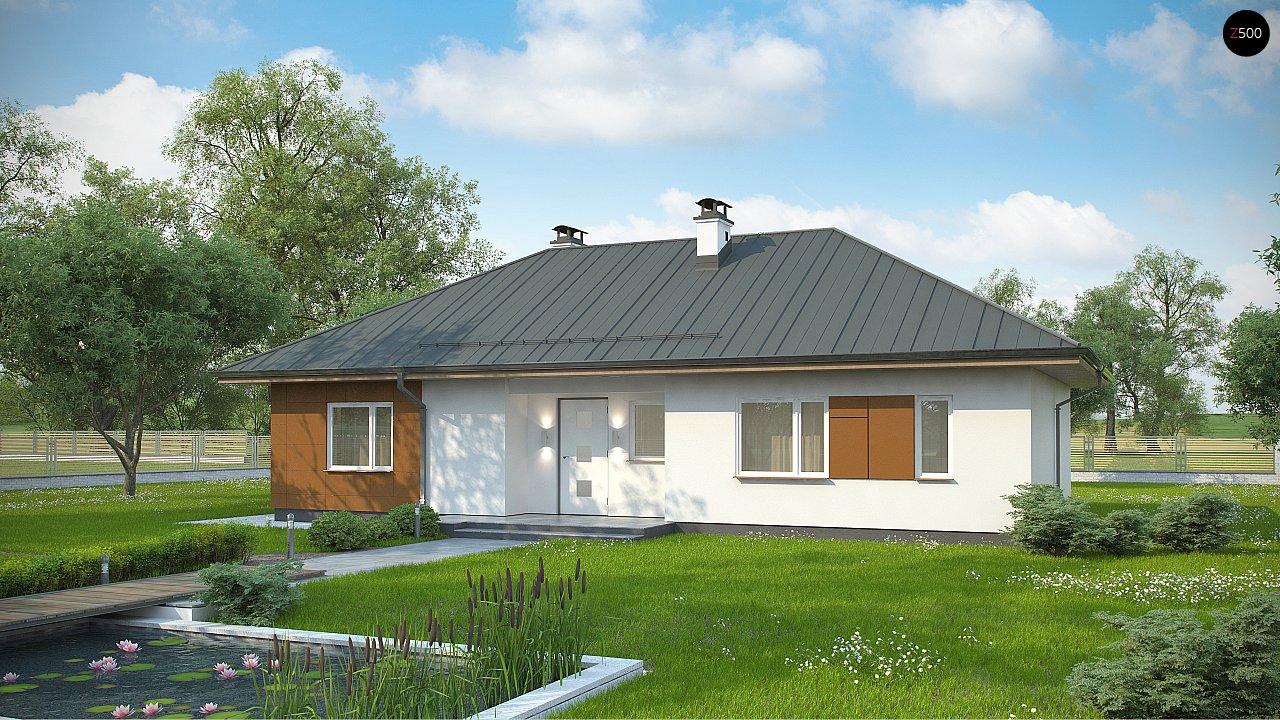 Проект дома Z307 - 1