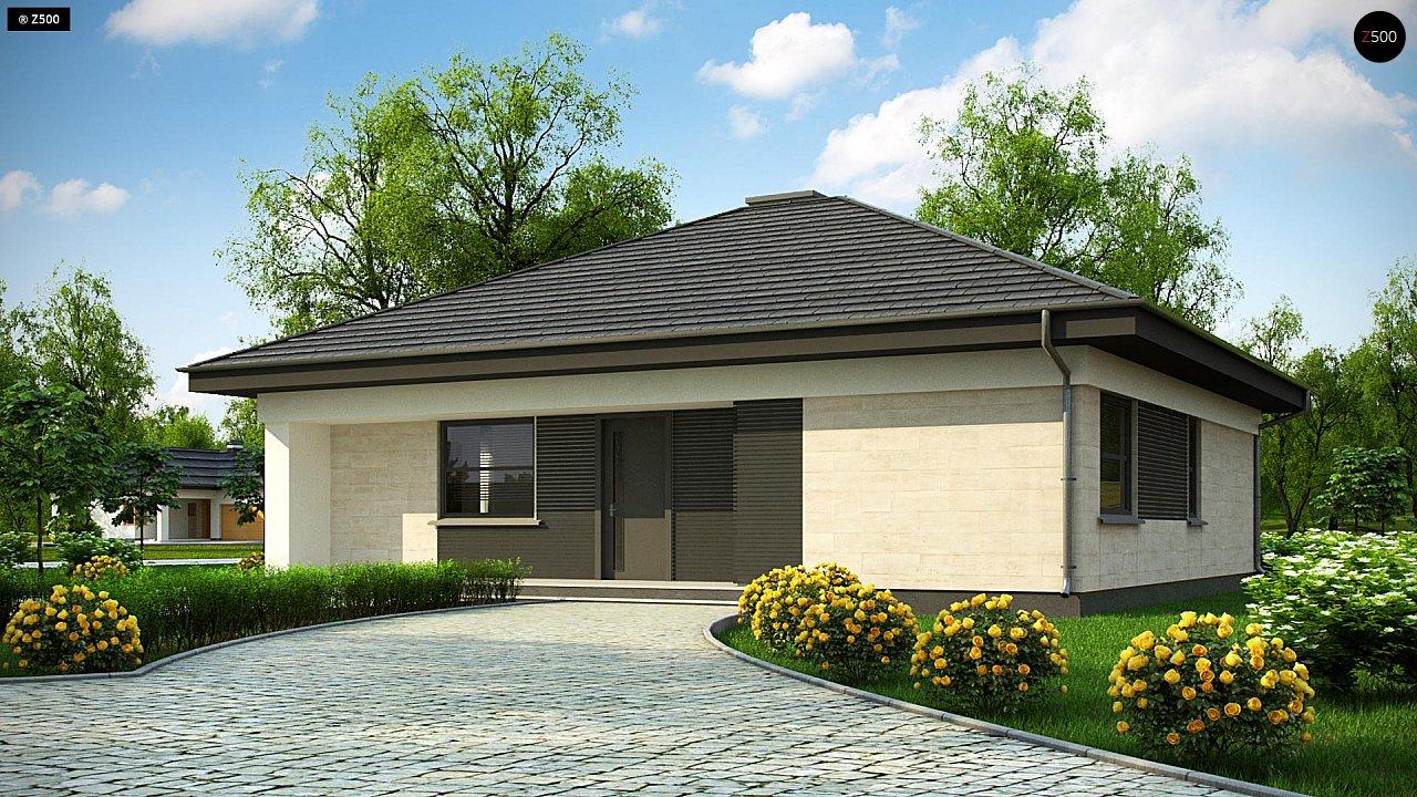 Проект дома Z332 D