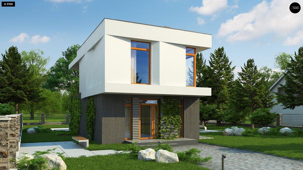 Проект дома Z397 - 1