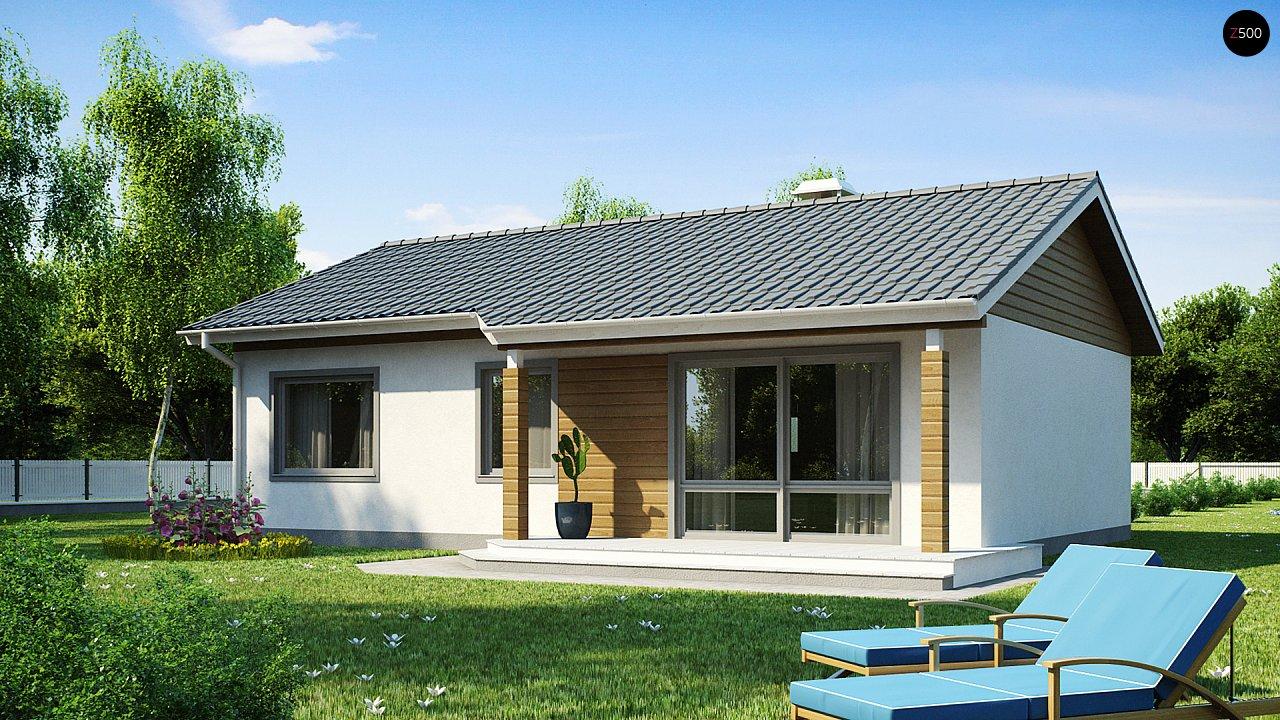 Проект дома Z7 - 1