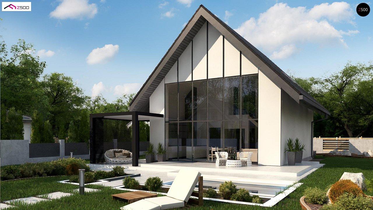 Проект дома Z440 - 1