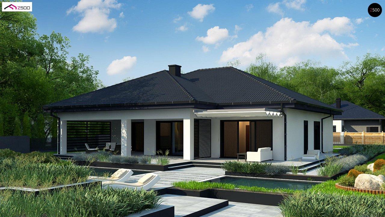 Проект дома Z441 - 1