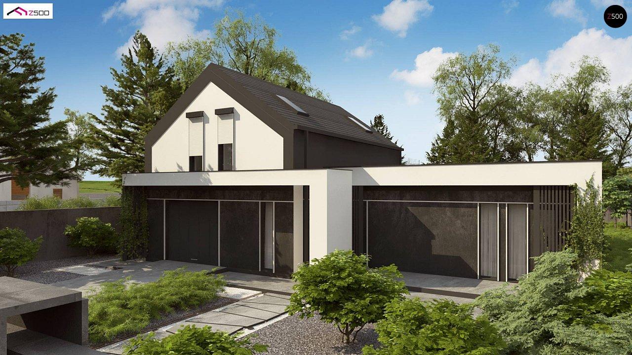 Проект дома Z457 - 1