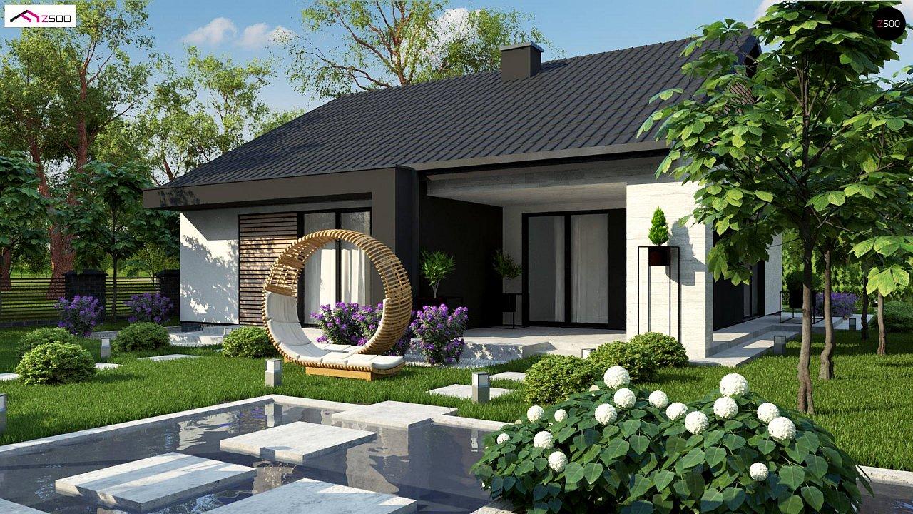 Проект дома Z460 - 1