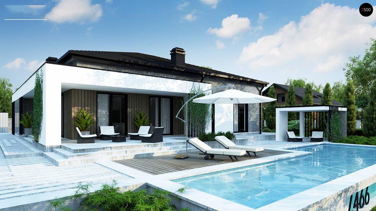 Проект дома Z466 - 1