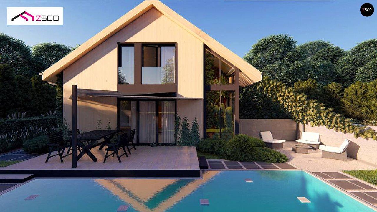 Проект дома Z470