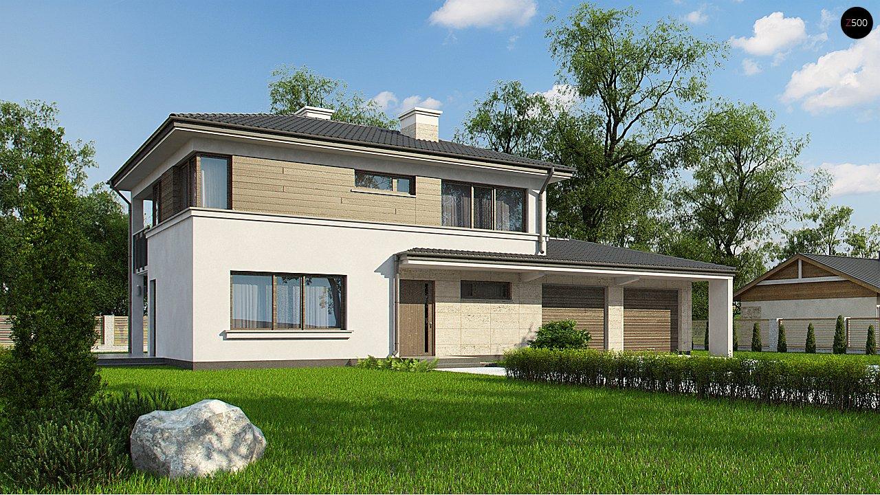 Проект дома Zx8 GP2 - 1