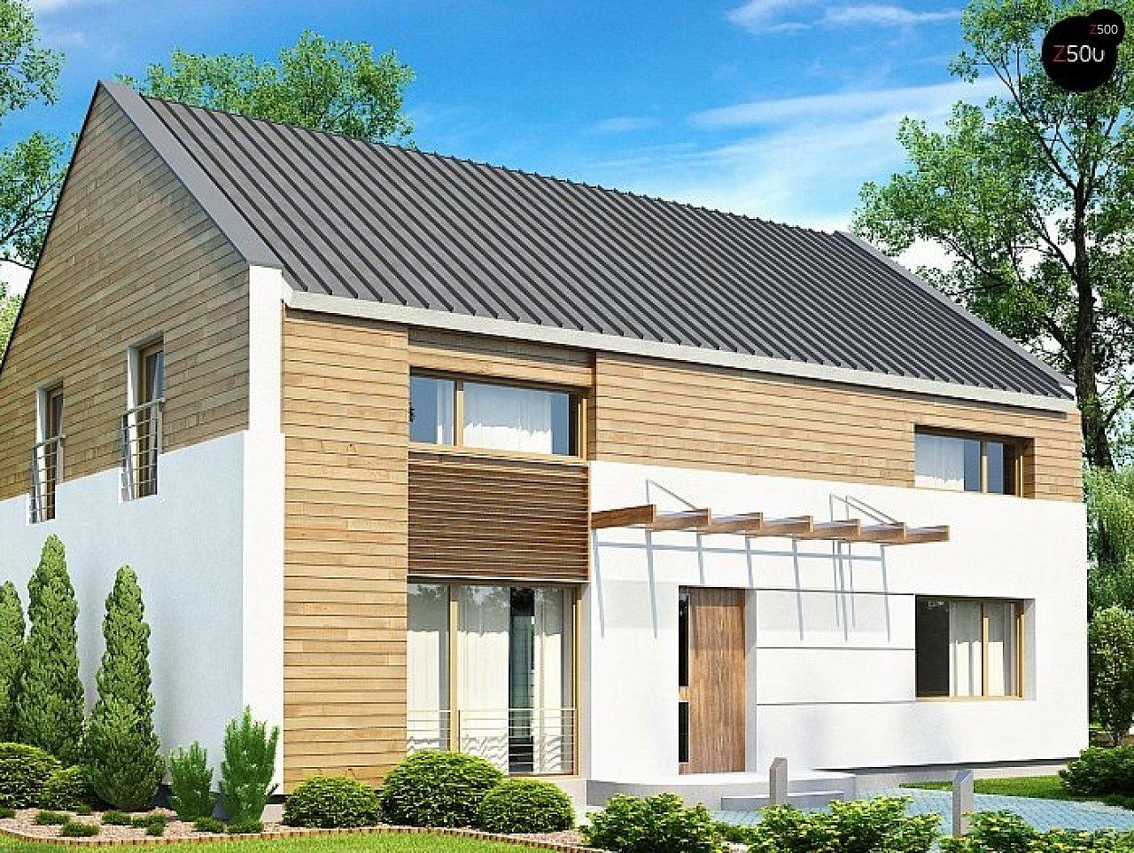 Проект дома Zx11 v3 - 1