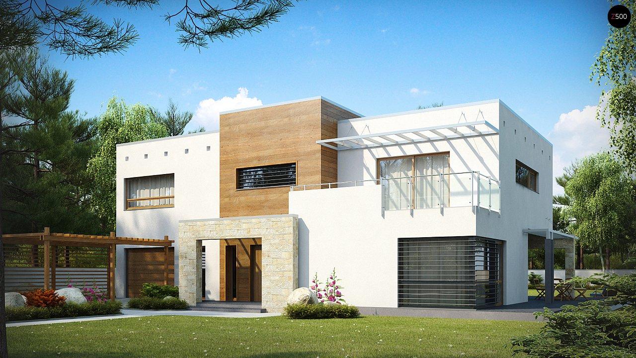 Проект дома Zx15 - 1