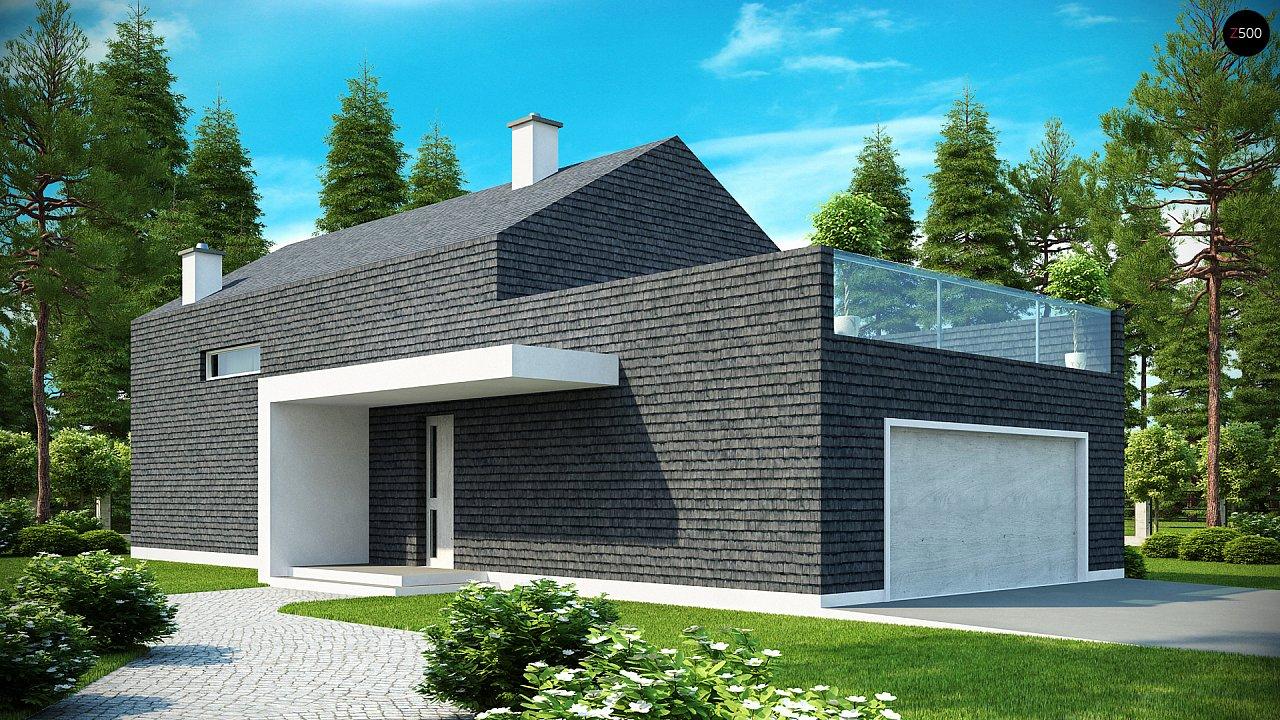 Проект дома Zx40 - 1