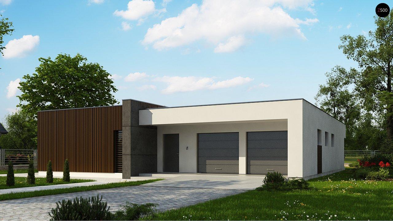 Проект дома Zx49 GP2 - 1