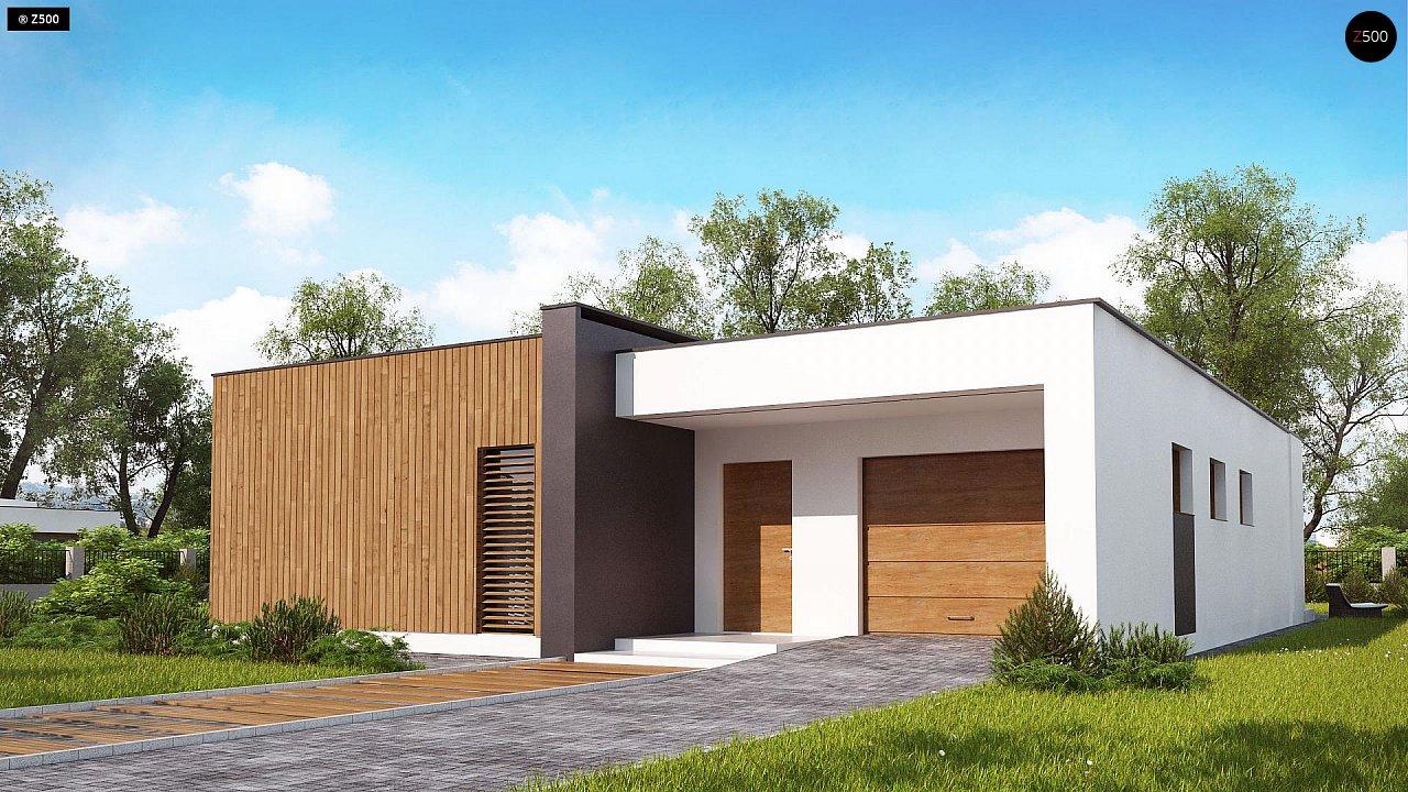 Проект дома Zx49 minus - 1