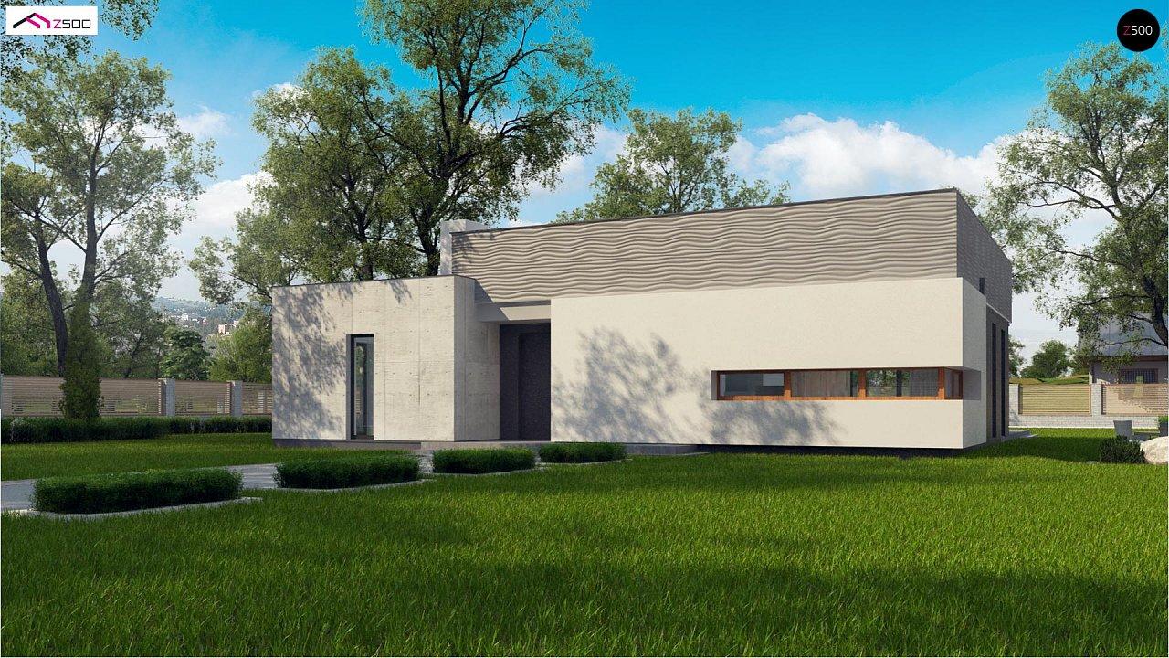Проект дома Zx56 bG