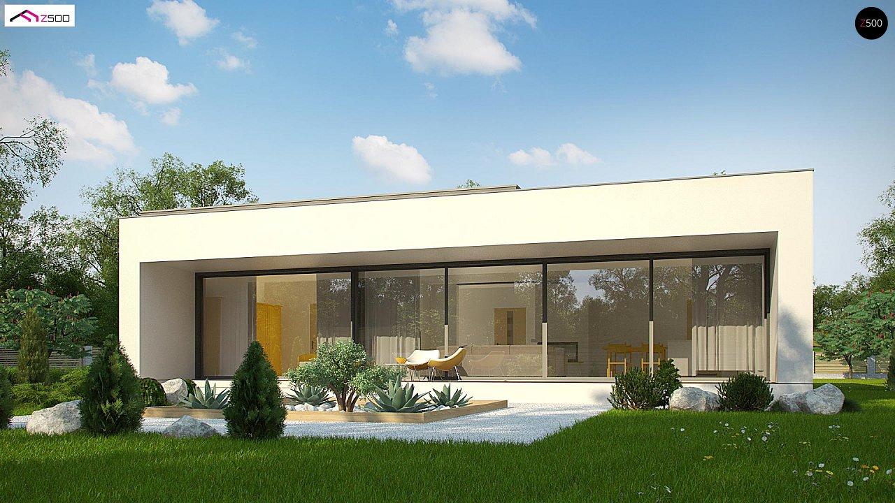 Проект дома Zx72 minus