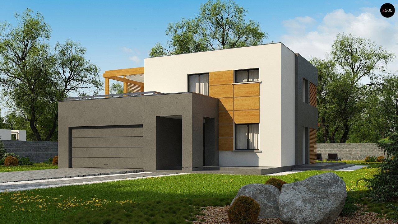 Проект дома Zx73 - 1