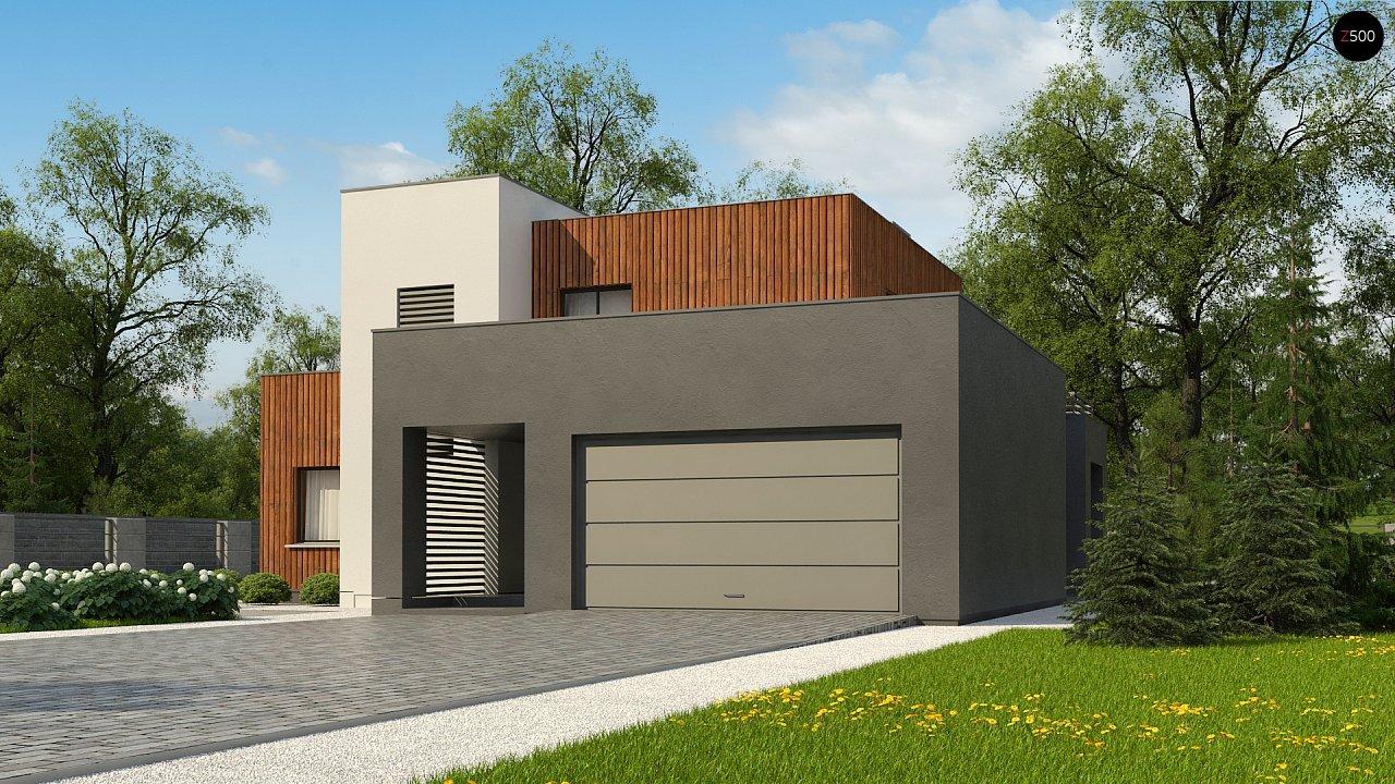 Проект дома Zx74 - 1