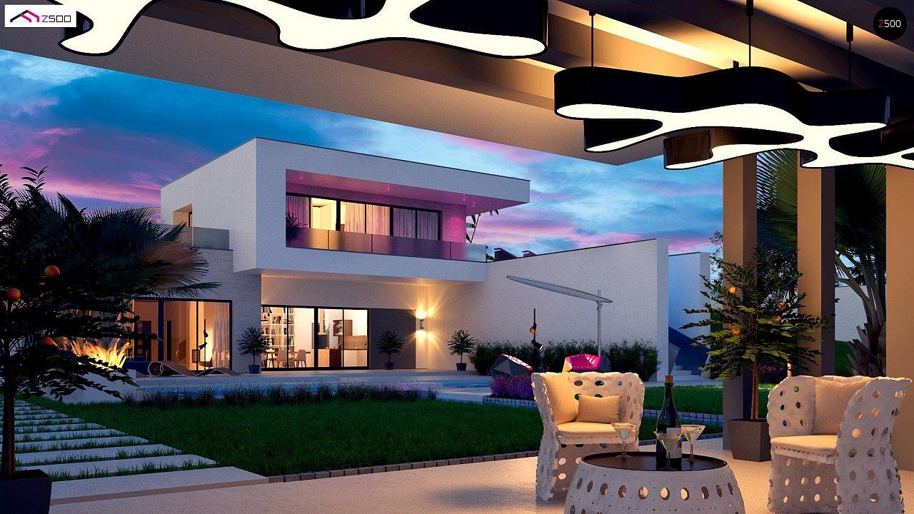 Проект дома Zx98 - 1