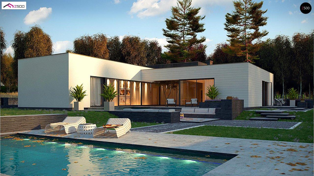Проект дома Zx99