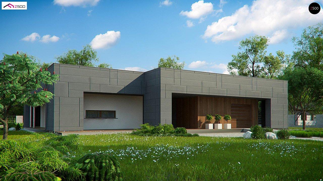 Проект дома Zx118 - 1