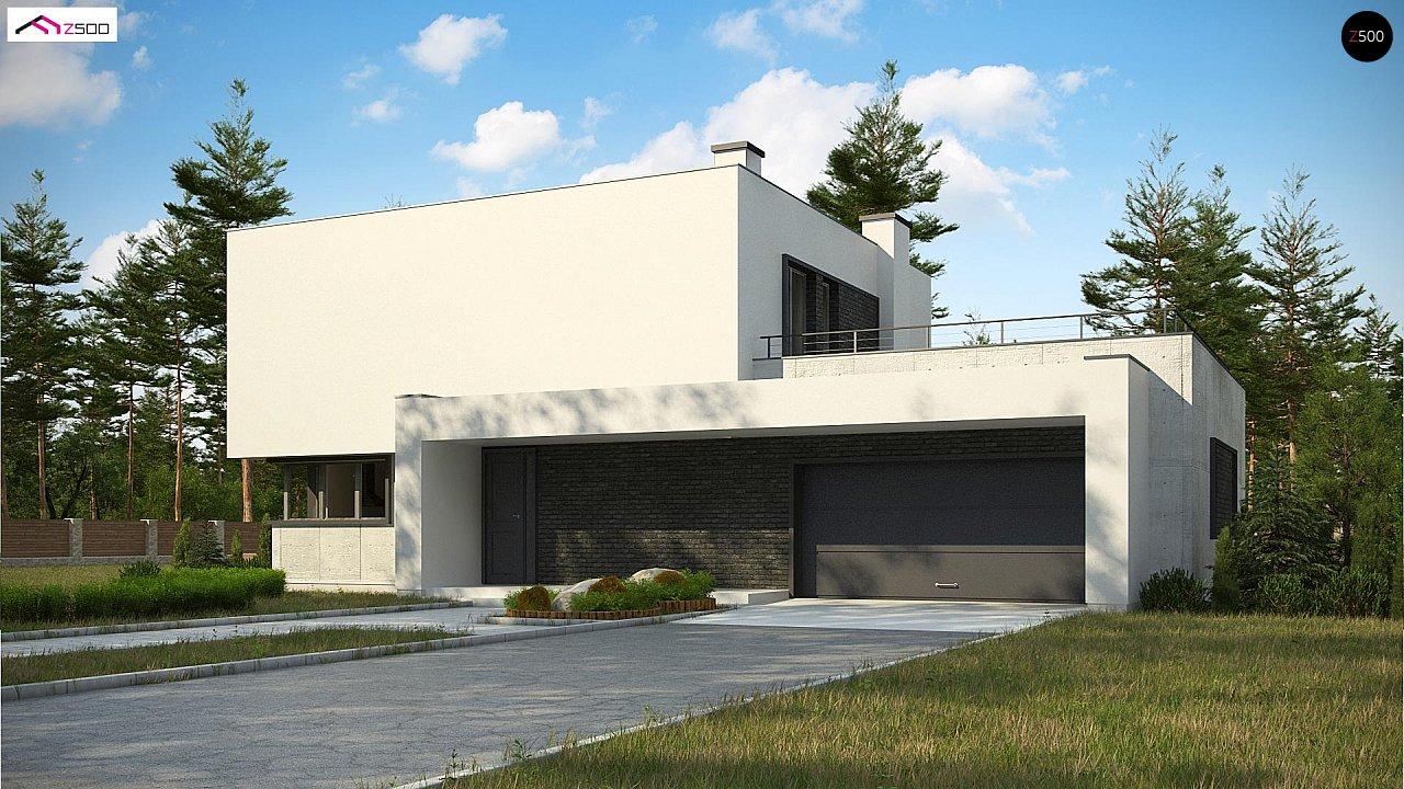Проект дома Zx130 - 1