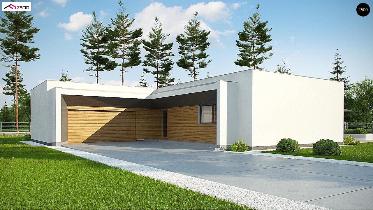 Проект дома Zx135 - 1