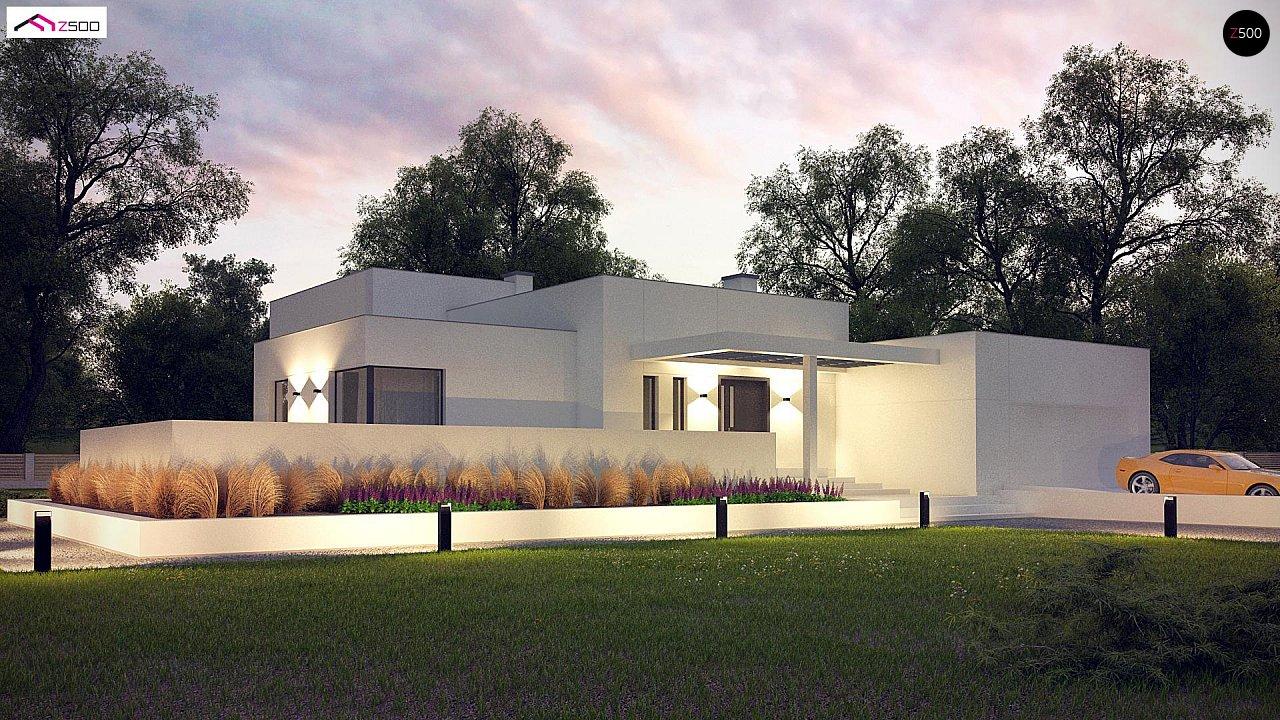 Проект дома Zx140