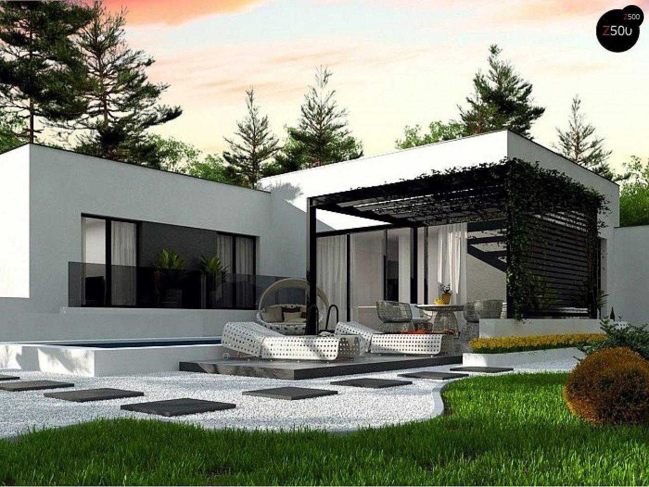 Проект дома Zx141 S