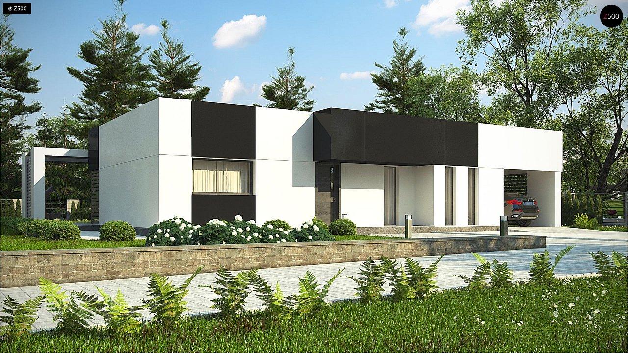 Проект дома Zx150 - 1