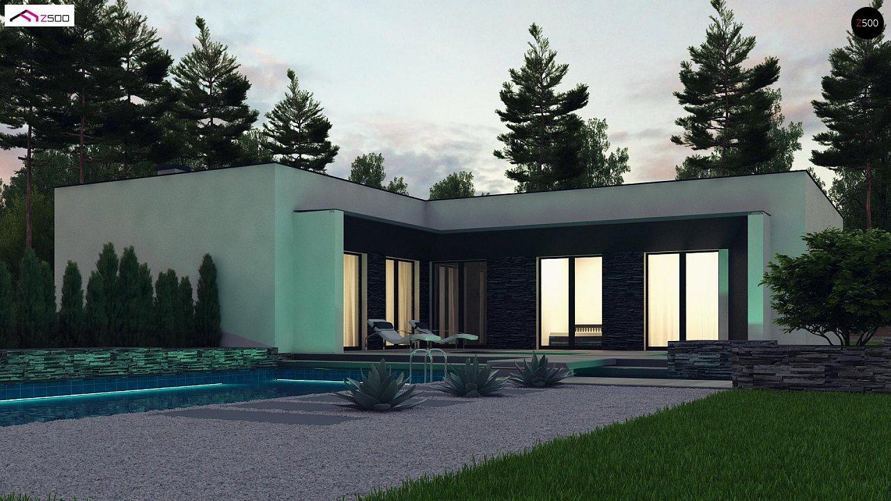 Проект дома Zx160