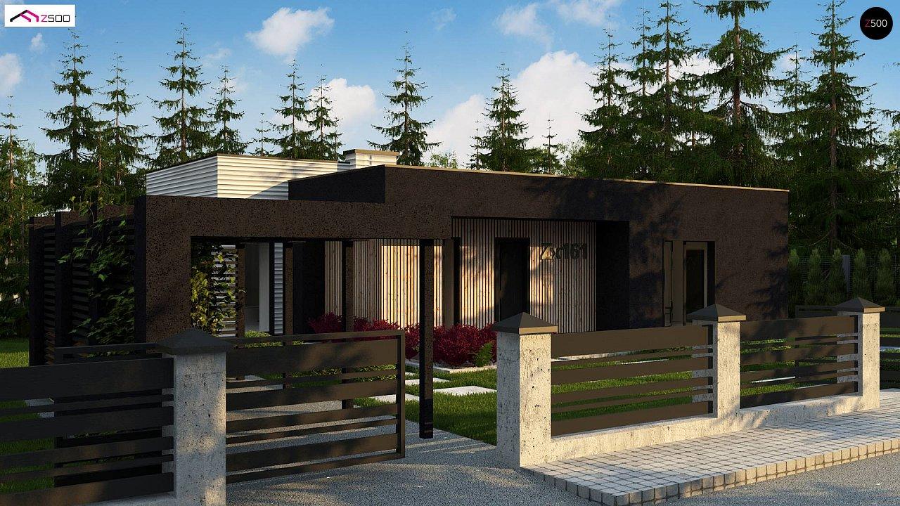 Проект дома Zx161 - 1