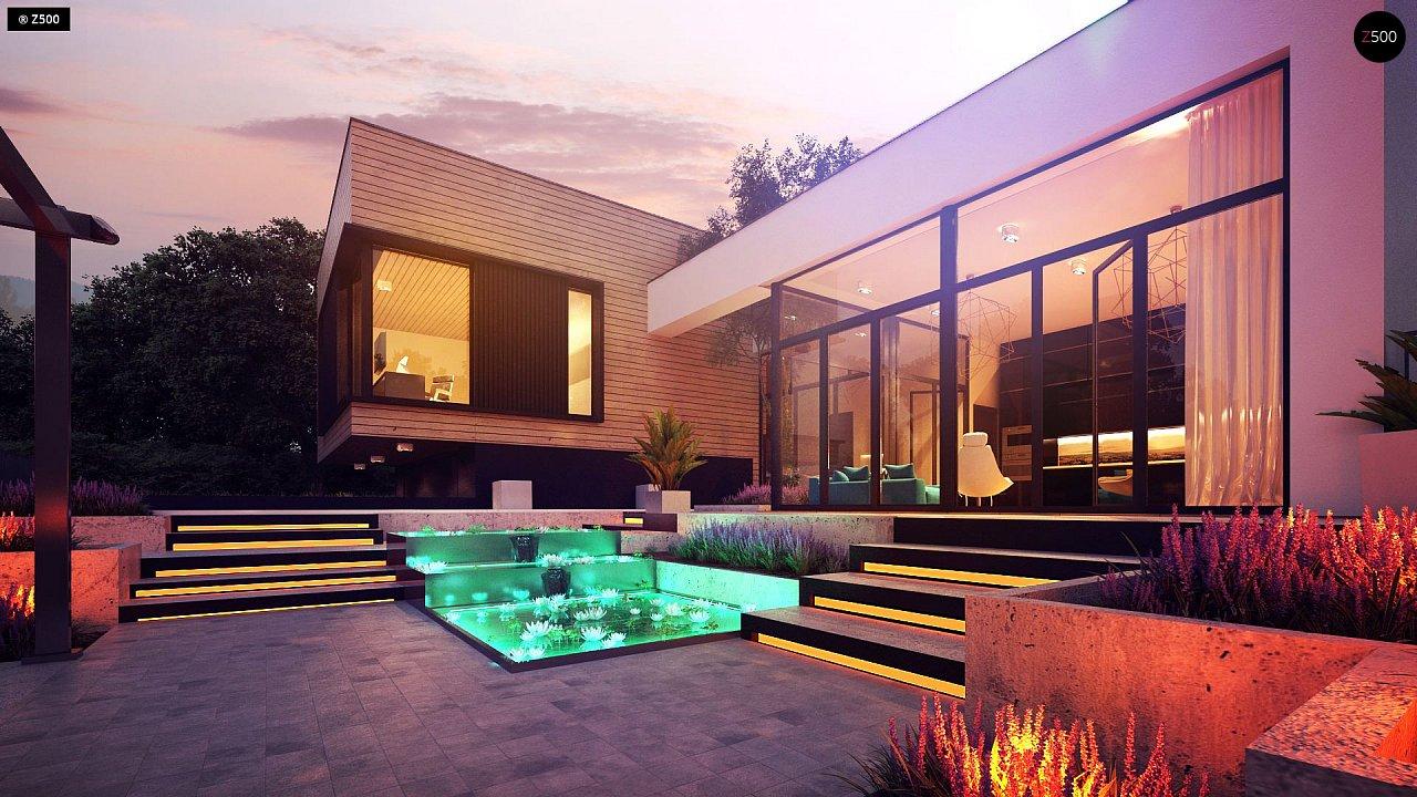 Проект дома Zx190 - 1