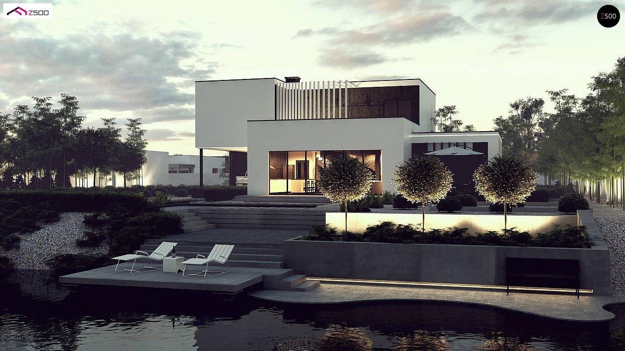 Проект дома Zx204