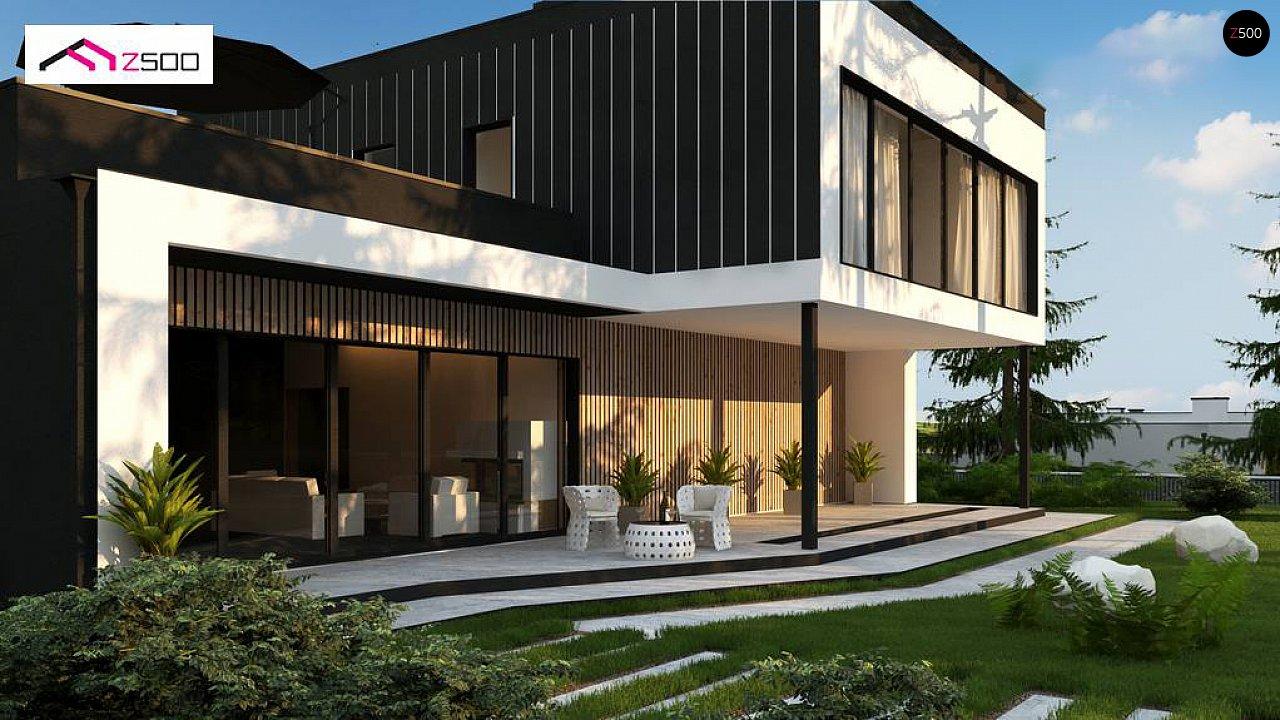Проект дома Zx205