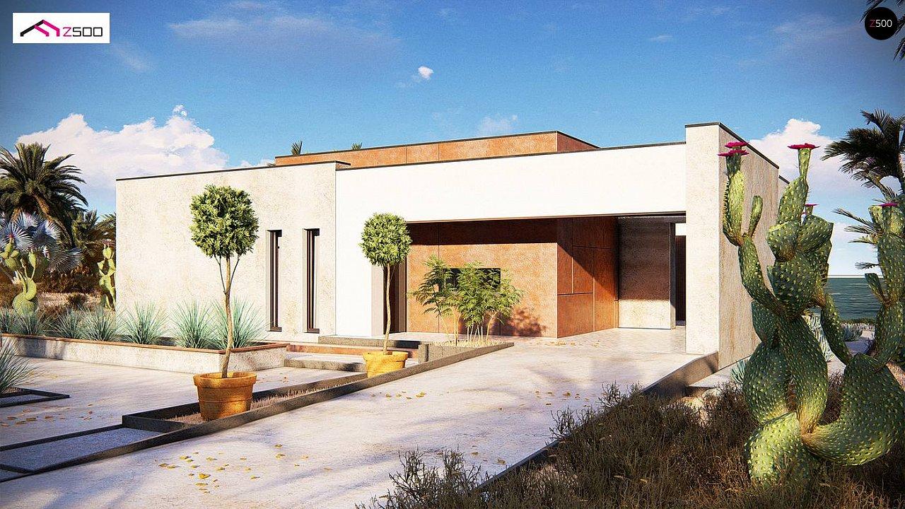 Проект дома Zx208 - 1