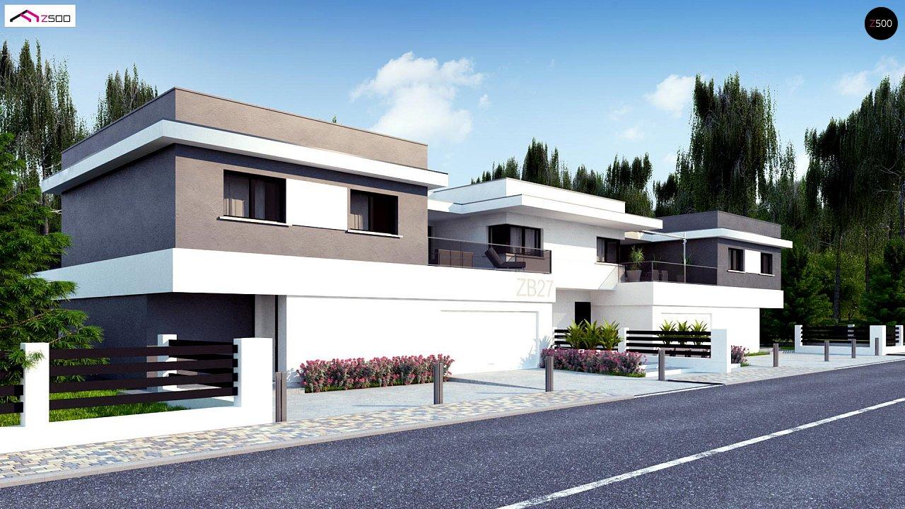Проект дома Zb27 - 1