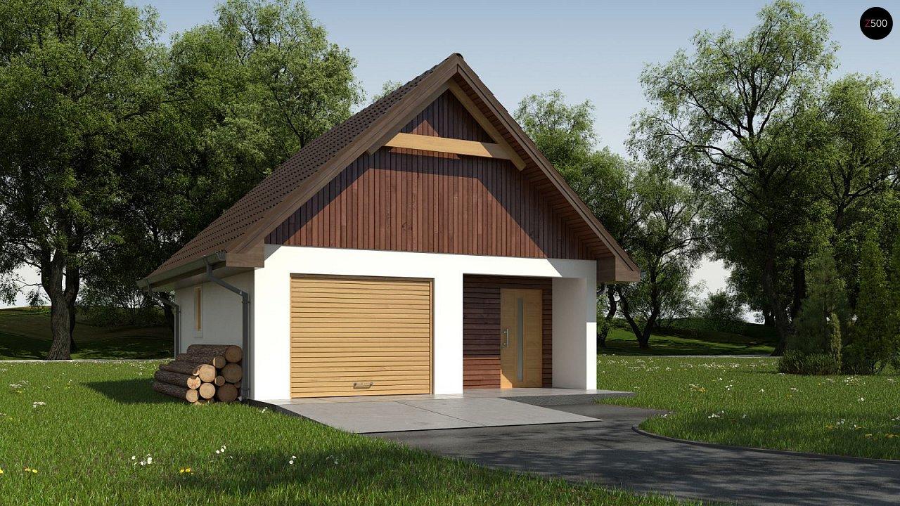 Проект дома Zg2 - 1