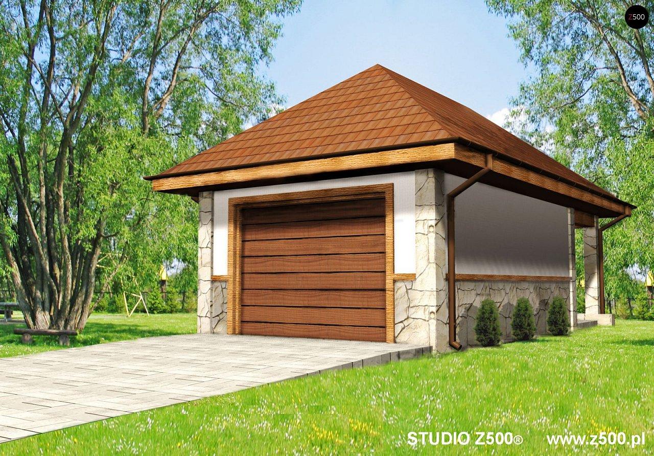 Проект дома Zg7