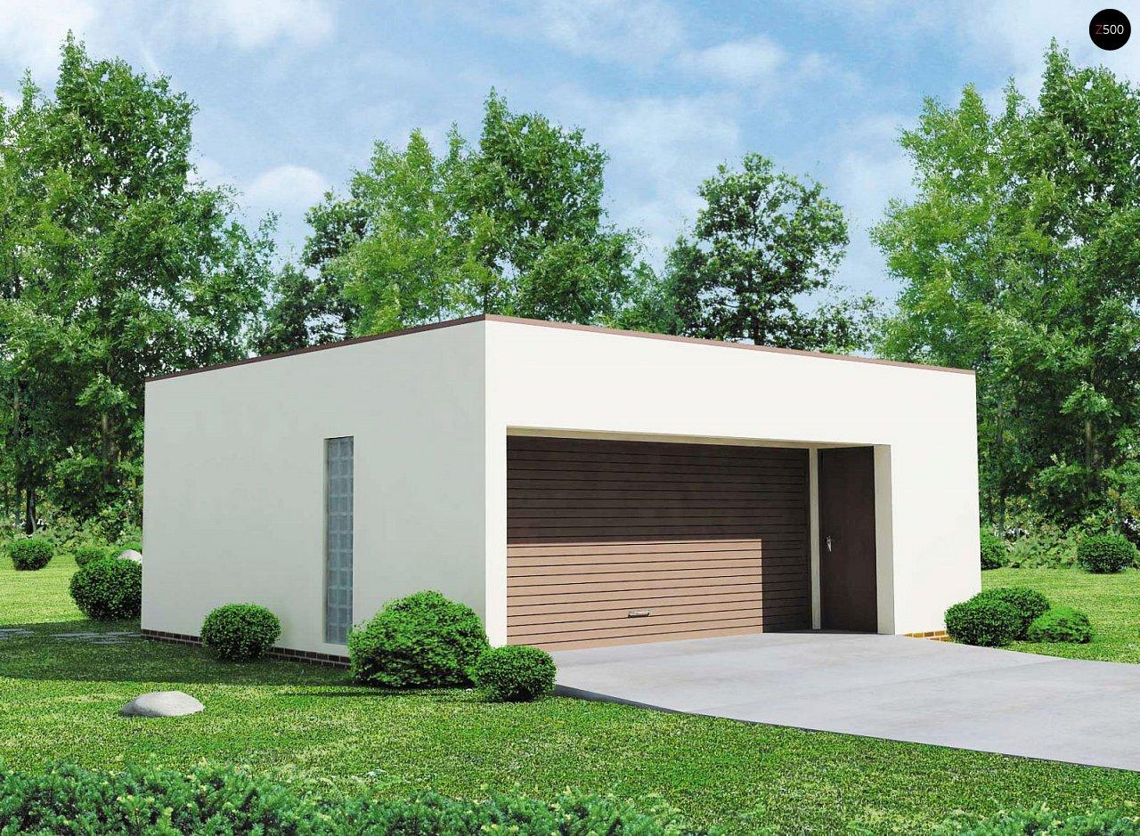 Проект дома Zg16 - 1