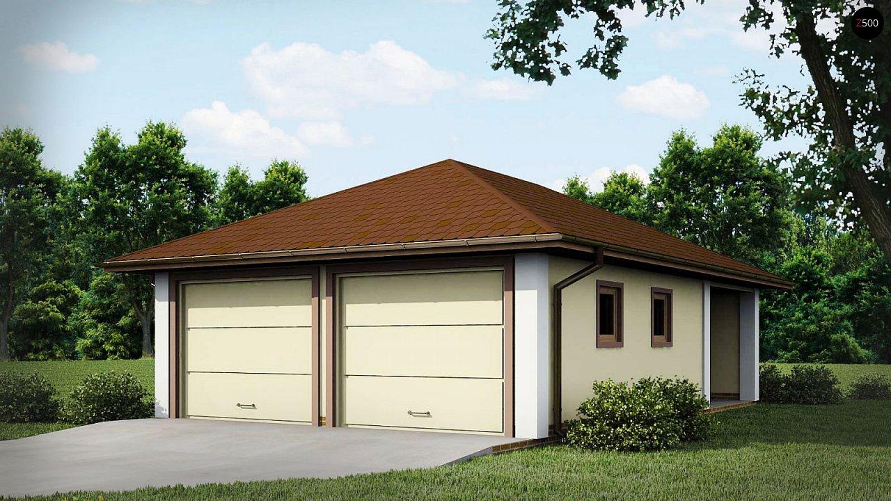 Проект дома Zg19