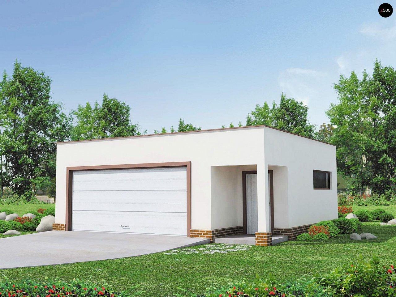 Проект дома Zg21
