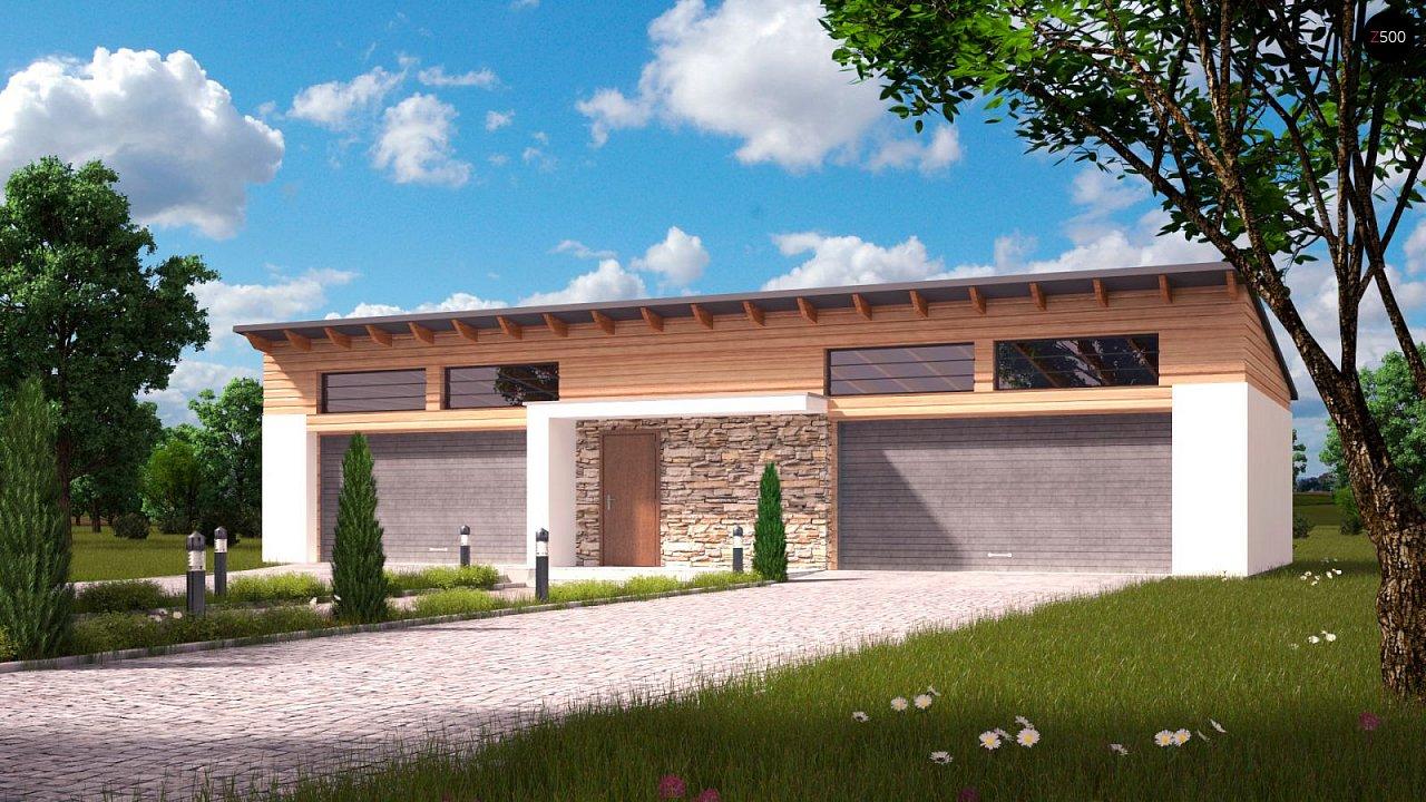 Проект дома Zg27