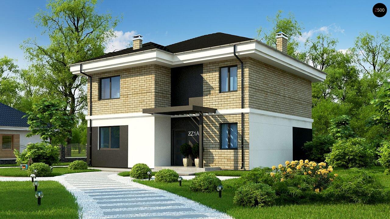 Проект дома Zz1 a