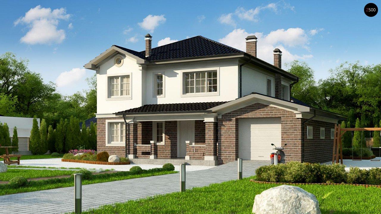 Проект дома Zz2 L