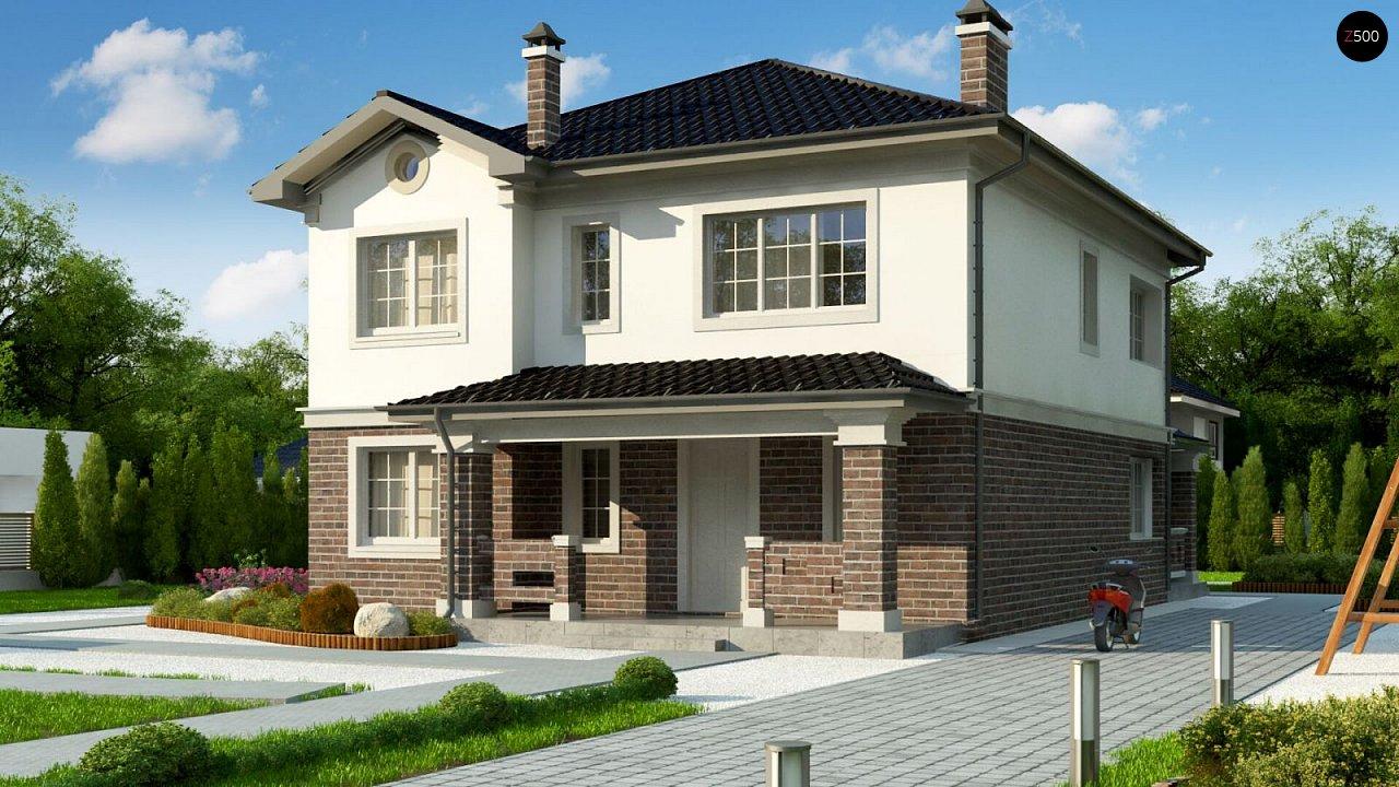 Проект дома Zz2 L BG