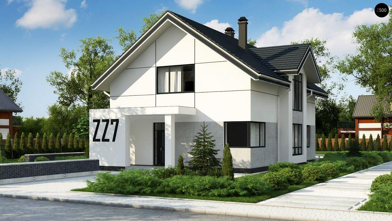 Проект дома Zz7