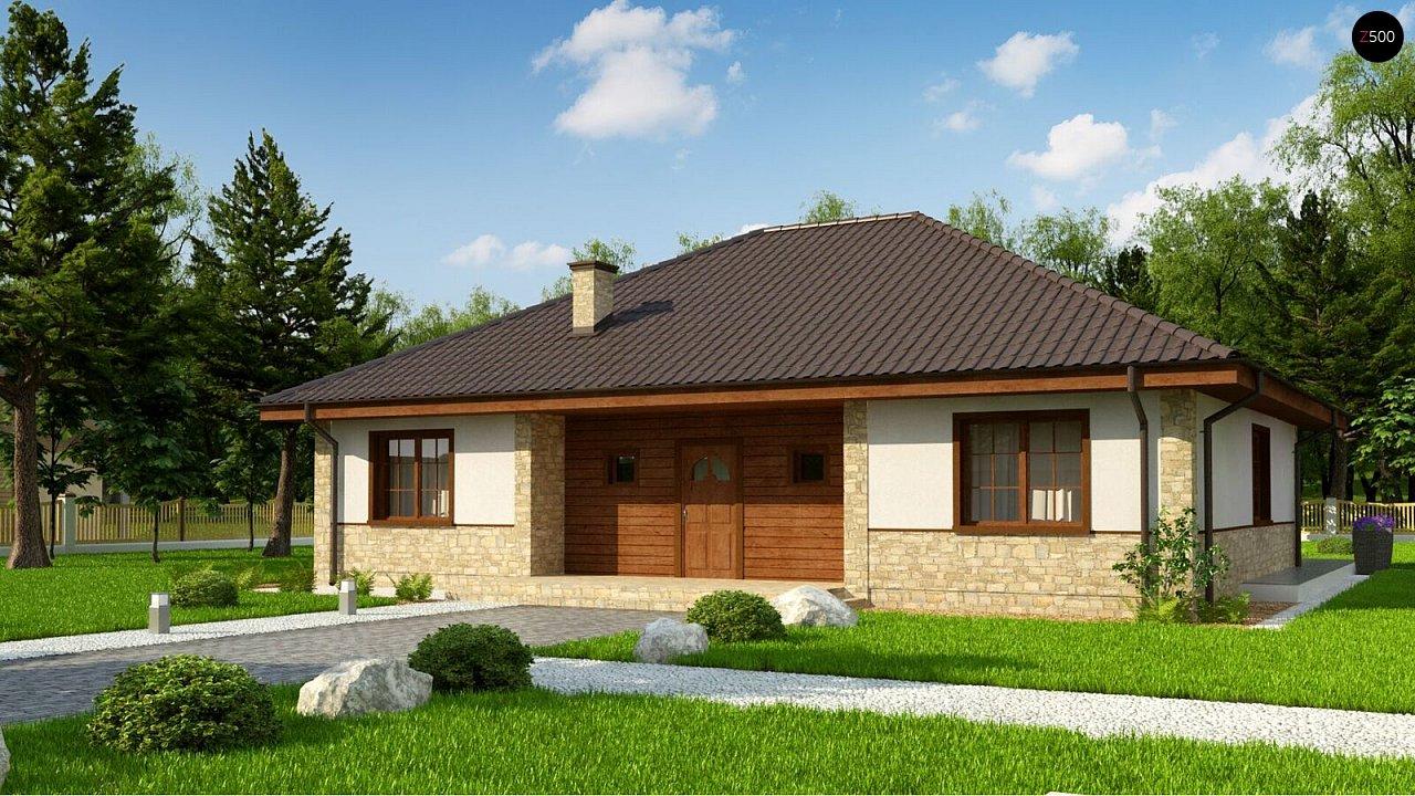 Проект дома Zz10 - 1