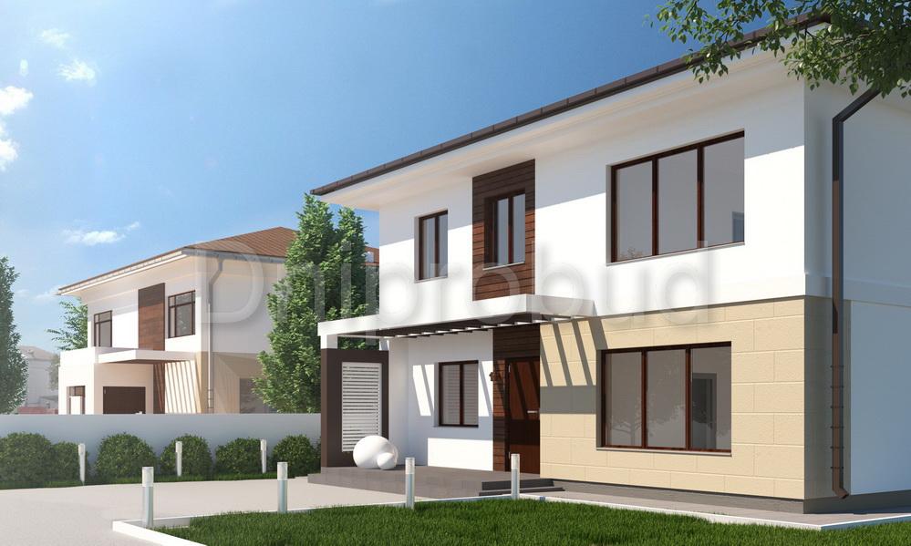 Проект дома DB 7 - 1