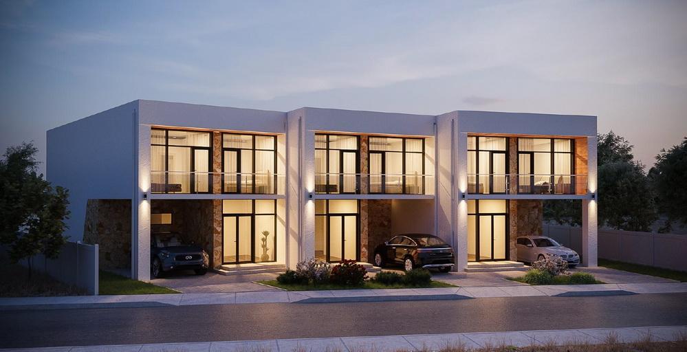 Проект дома DB 8 - 1